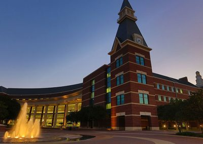 Baylor University Sciences Building